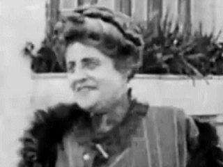 Gli anni del muto – Alice Davenport