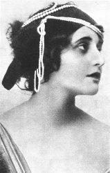 Gli anni del muto – Vera Kholodnaya