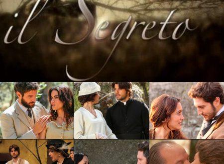 Il Segreto: anticipazioni sulle trame; gli attori del cast ovunque nella TV italiana!