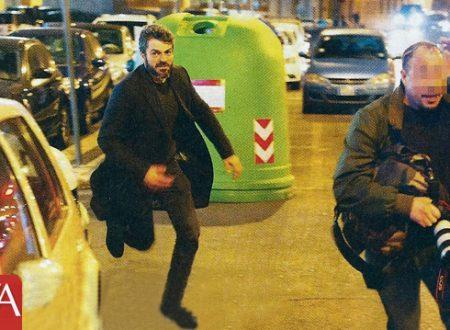 Luca Argentero aggredisce un paparazzo e finisce nei guai!