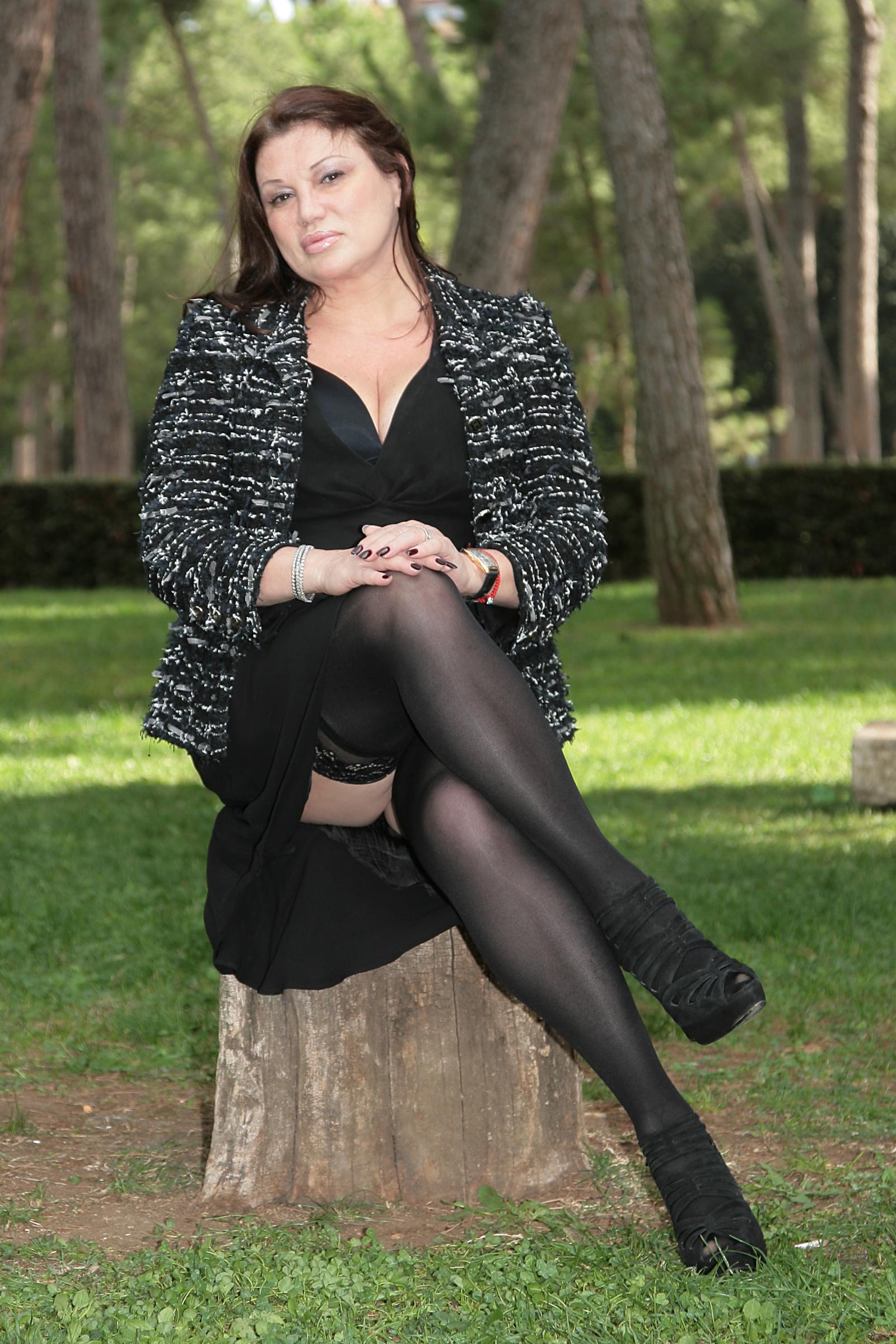 Foto LaPresse 03-06-2011  Serena Grandi risarcita per l'accusa di detenzione di stupefacenti nella foto serena Grandi foto di repertorio