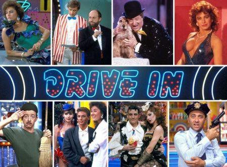 La Storia della Tivù – Drive In, apoteosi del varietà anni Ottanta
