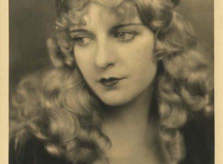 Gli anni del muto – May McAvoy