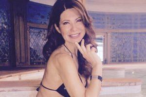 Susanna Messaggio – i nuovi progetti della bellissima showgirl