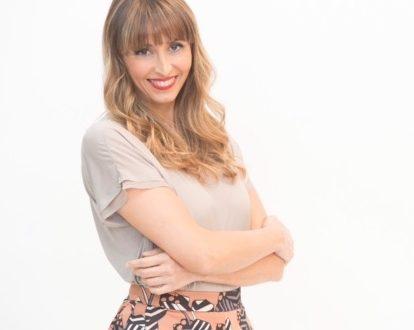 Benedetta Parodi è pronta a tornare con la quarta edizione di Bake Off Italia