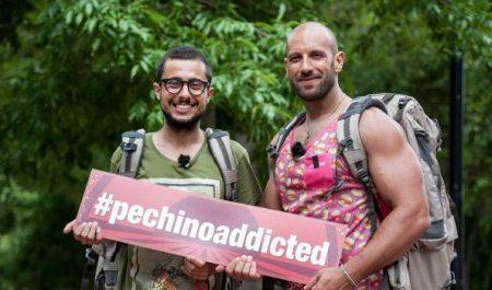 Andrea Pinna e Roberto Bertolini conquistano il pubblico con Pechino Addicted!