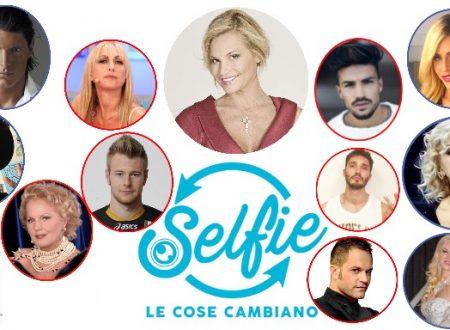 Selfie – Le cose cambiano: tutto sullo show di Simona Ventura! Regole, cast, giudici!