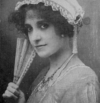 Gli anni del muto – Florence Turner