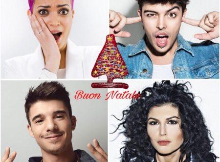 Elodie, Sergio Sylvestre, Stash… ecco come passeranno il Natale i cantanti più amati!