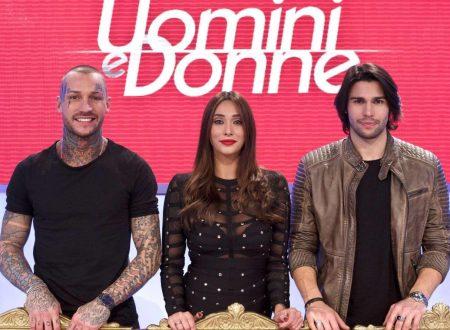 """Uomini e donne – Manuel attacca Ludovica, per Tina è già """"business"""" e per Sonia scende un volto noto!"""