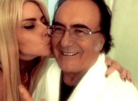 Loredana Lecciso racconta i momenti trascorsi a fianco di Albano all'ospedale!