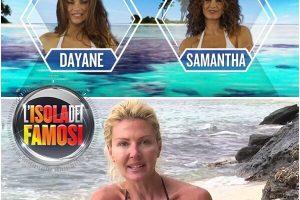 L'isola dei famosi: la bugia di Dayane, la lite tra Samantha e Nathalie e il destino di Marcaccini!
