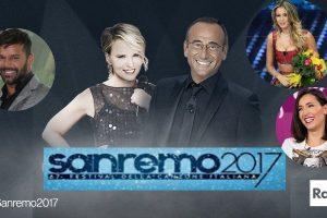 Sanremo 2017: il trionfo di Maria, il riscontro in radio, il web massacra Caterina Balivo!