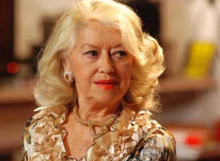 Addio a Gisella Sofio: attrice con grazia e garbo d'altri tempi