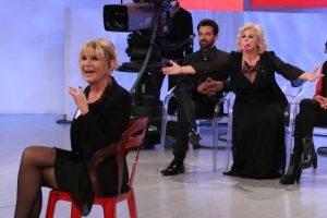 Uomini e donne – Tina VS. Gemma: una delle due a Sanremo con Maria?