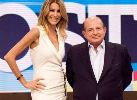 """È guerra tra Magalli ed Adriana Volpe – Lui: """"Se sapessero come fa a lavorare da 20 anni…"""""""