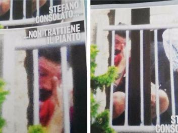 Stefano De Martino ad Ibiza piange per Belen!