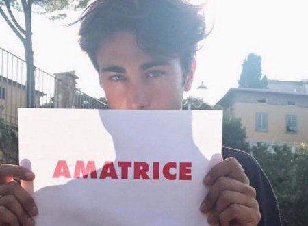 Amici – Riki devolve il montepremi vinto ai terremotati di Amatrice!