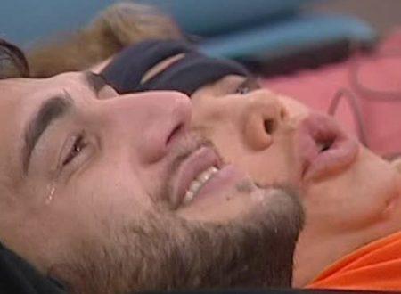 GF VIP – Lacrime d'amore per Jeremias Rodriguez, mentre Serena Grandi deride Carla!