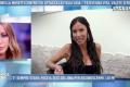 """Domenica Live - Antonella Mosetti attacca Karina Cascella senza nominarla: """"Persona che vale zero!"""""""