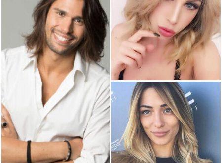 """Luca Onestini su Soleil: """"Che vada a ***… Voleva entrare qui al posto mio!"""" e Paola Caruso entra nel triangolo: """"Onestini lo voglio io!""""."""