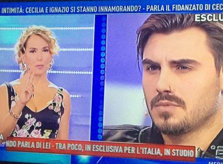 """Domenica Live – Dopo parecchie liti, PER LA PRIMA VOLTA parla Francesco Monte: """"Moser? NON È UN UOMO!"""""""
