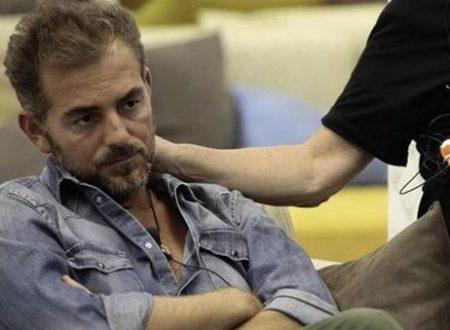GF VIP – Daniele Bossari lascia la casa per un grave motivo personale!