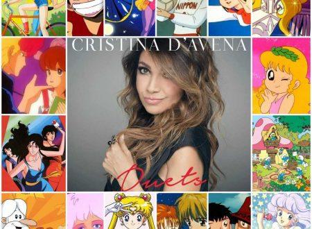 Cristina D'Avena svela chi sono i BIG che cantano con lei le sigle dei cartoni animati nell'attesissimo nuovo album!