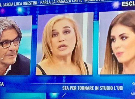 Domenica Live – Scontro tutti contro tutti: si alzano i toni tra Brosio, Cecchi Paone, Predolin, Izzo, Del Santo e Floriana!