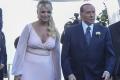 Silvio Berlusconi, Albano e Loredana Lecciso al matrimonio della sorella di Francesca Pascale (LE FOTO)!