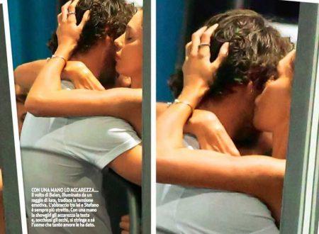 SCOOP: Belen Rodriguez e Stefano De Martino paparazzati in atteggiamenti più che amichevoli!