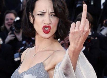 """Asia Argento denuncia Libero per l'articolo CHOC sul """"caso Harvey Weinstein""""!"""