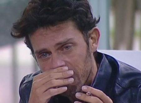 """GF VIP – Tonon in lacrime confida a Luca il suo passato: """"Sono un figlio amato male…"""""""