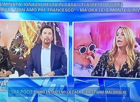 """Pomeriggio Cinque – Scoppia la lite tra Riccardo Signoretti ed Anna Pettinelli: """"Sputi veleno!"""" – """"Ritirati!"""""""