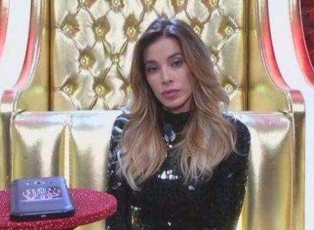 GF VIP – Aida Yespica gioca d'anticipo e lascia il fidanzato!