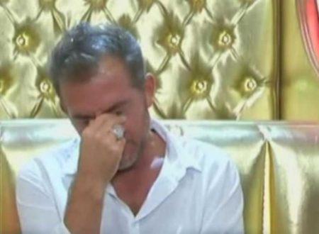 GF VIP CHOC – Daniele Bossari confida il periodo più buio della sua vita!