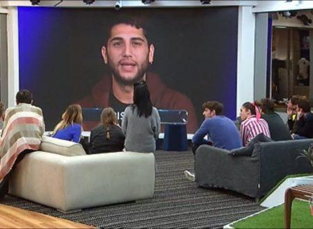 GF VIP – Il videomessaggio di Jeremias porta scompiglio nella Casa!