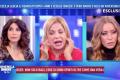 """Domenica Live - È scontro sulla storia di Cecilia Rodriguez - Karina Cascella: """"Donnaccia!"""" - Patrizia Groppelli: """"Come la sorella"""""""