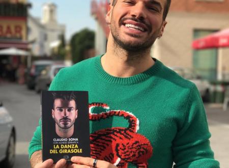 Uomini e donne – Claudio Sona ha scritto il suo primo libro!