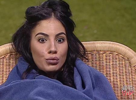 """GF VIP – Giulia De Lellis torna a parlare del fidanzato: """"Sotto le lenzuola io e Andrea…"""""""