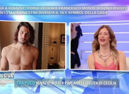 GF VIP – C'è Paola Caruso dietro gli aerei misteriosi per Luca Onestini?