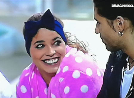 "GF VIP – Lorenzo Flaherty sostiene: ""Ivana e Luca si sono baciati!"""