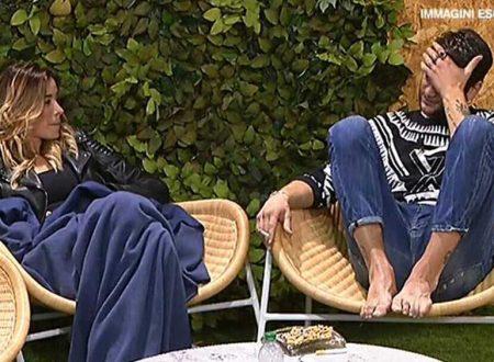 """GF VIP – Jeremias sempre più vicino ad Aida e sulla storia della sorella afferma: """"La rovino!"""""""