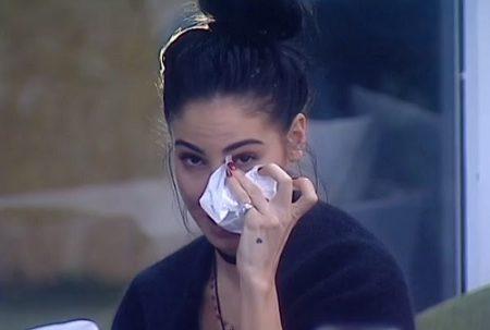 """GF VIP – In lacrime Giulia De Lellis dice ad Ivana: """"Vorrei essere come te"""""""