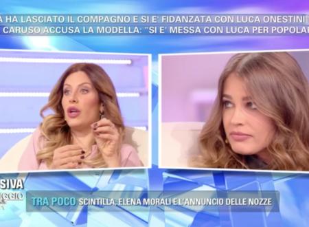 Pomeriggio Cinque – Ivana ammette di aver lasciato il fidanzato e si confronta con Paola Caruso su Luca Onestini!