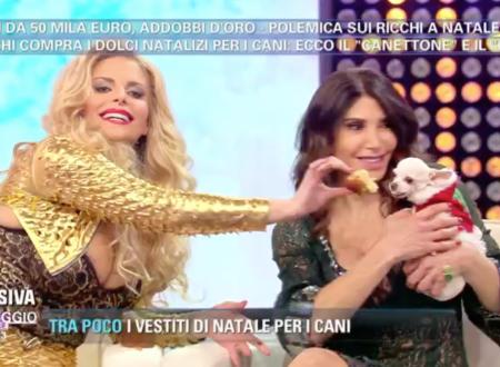 TRASH – Finisce male per Carmen Di Pietro ed il cane di Francesca Cipriani!