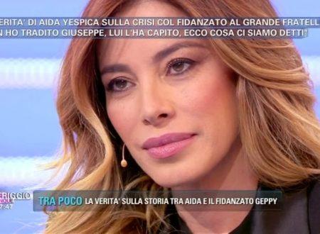 GF VIP – La bugia di Aida Yespica!