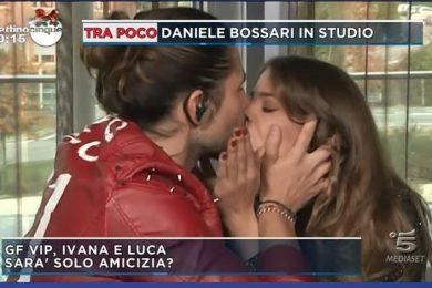 È scattato il bacio tra Luca Onestini ed Ivana Mrazova!