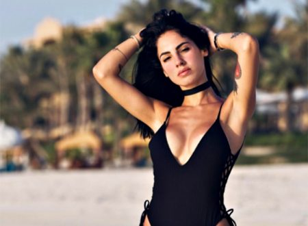 Giulia De Lellis naufraga a sorpresa a L'isola dei famosi?