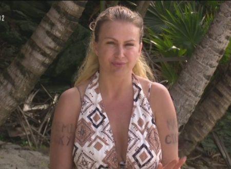 L'isola dei famosi: Eva Henger tira fuori Cecilia Rodriguez e critica Francesco Monte!